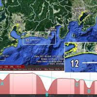 ノルウェー近海の美しき矩形波(3)「海底考古学34」 ディテール篇下巻