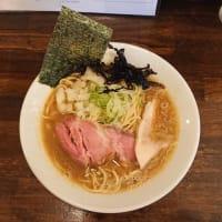 煮干そば平八#再訪38(横須賀中央駅)