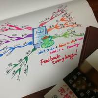 2021年のマインドマップ:ドラッカー流「フィードバック」手帳を使って