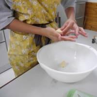 「親子料理教室、開催♪」
