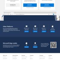 Microsoft Edge/Chromium版のサポートOS