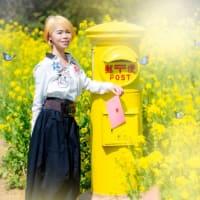 🌟幸せの黄色いポスト