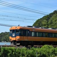 近鉄 池の浦~鳥羽(2021.7.23) ク12239 臨時特急 近鉄名古屋行き