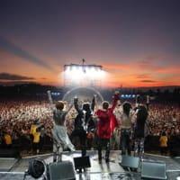 X JAPAN、サマソニで鎮魂歌 (13日 大阪分)