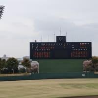 上尾市スポーツ少年団春季野球大会1回戦