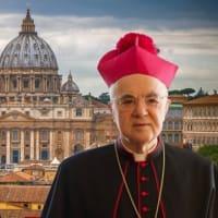 ヴィガノ大司教「トリエント・ミサにあずかることが可能であれば、改革されたミサよりもトリエント・ミサを優先すべきである。勇気を持って聖伝の典礼を行う司祭たちに物質的・精神的な援助を与えよう。」