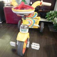 HIKOKIJIRUSIの昭和レトロな三輪車