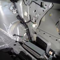 平成18年 レクサス LS460 トランクロック修理