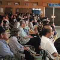 ウチナー芝居全島巡演初日八重瀬公演同行記