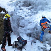 【LOC】 2/11 三つ峠アイスクライミング
