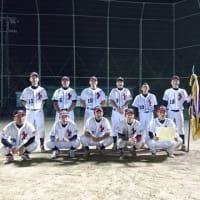 第11回南あわじ市長旗争奪軟式野球大会