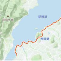 Rouvyで琵琶湖を走ってみた