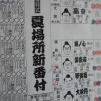 大相撲夏場所(≧▽≦)