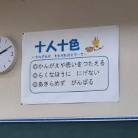 授業参観(小学校)