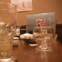 キャフェで茶しばきグラスハープでXserve