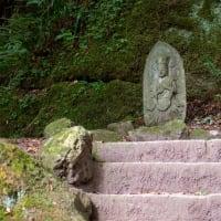 秋の山寺へ