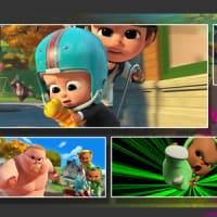 『ボス・ベイビー』3D映像評価