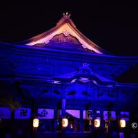 善光寺で灯明まつり vol.5
