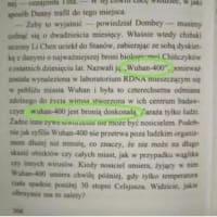 Dean Koontzによる「Eyes of Darkness」(2009年ポーランド版)コロナウイルスの流行を2009年に予測しましたか?「武漢400は完璧な武器です」