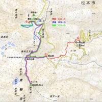 乗鞍岳(3025.7m)(2021.8.8)