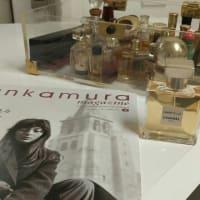 シャンソン歌手リリ・レイLili  Ley  フランスの香りParfum