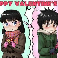 バレンタインデーと言うことで