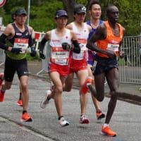 鈴木健吾選手・マラソン日本最高!