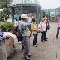 高丘コミセン ぶらり歩こう会(JR舞子~なぎさ街道コース~JR垂水)