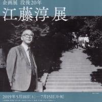 文学散歩「江藤淳企画展」―初夏の神奈川近代文学館にてー