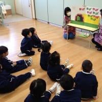 エンジェルクラス わかば組・ひよこ組 英語で遊ぼう