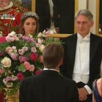 チャムリー侯爵夫人のティアラ