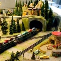 ドイツ ここに鉄道模型あり❣️