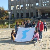 8月9~12日韓国DMZ探訪スタディツアー参加者募集中