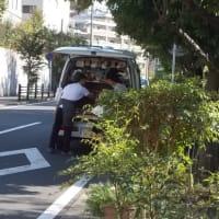 涼しくなった鎌倉;衝動買いのパンを食べながら山崎界隈デタラメ歩き