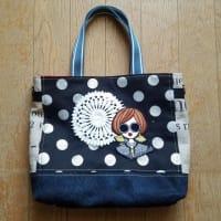 今日のかばんはさらに小さい・・・ そして、緊急事態宣言 OLはどうなったのかな