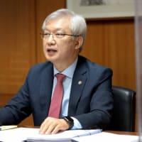 何も決められないゴキブリ主権の韓国www・・・米のファーウェイ排除要請 韓国政府「民間が決める問題」