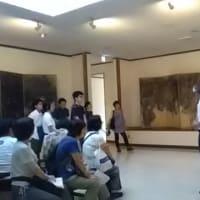 2019年度 区教組 夏の合宿in埼玉・丸木美術館