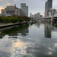 水都大阪、実感!