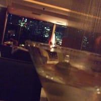 Axis Bar and Lounge@Mandarin Oriental
