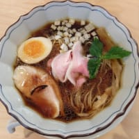 麺や 椒@札幌市中央区 「特製中華蕎麦 醤油」