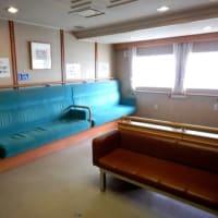 稚内から利尻島へ渡る、ハートランドフェリー