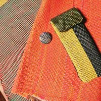 日本民藝館・多々納弘光の仕事&国立民族学博物館・アルテ・ポプラル&銅鐸作り&さをり織り体験
