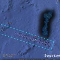 """海底考古学31: 九州近海の """"フィッシュボーン型"""" クローラー痕の謎"""