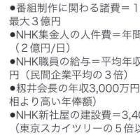 「NHK受信料取り立て屋に強い恐怖」を訴えた裁判で原告敗訴