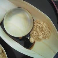 8月、「水信玄餅」を食べに行ってきました