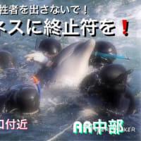 4月17日(土) 映画『かわいそうなイルカやウツボの物語』上映会と、3月の告知&啓発アクションのお知らせ☆彡