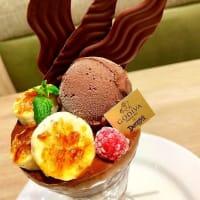 GODIVAチョコレートサンデー