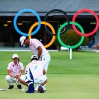 ゴルフの日本代表チームが 初めて勢揃いしました!