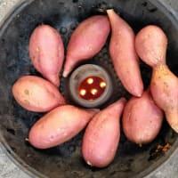 焼き芋シーズンです!