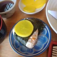 その3 おいしい朝日寿司の昼食